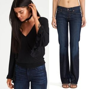 CITIZENS OF HUMANITY BOOTCUT JEANS!